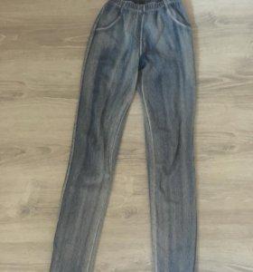 лосины джинсовые Calzedonia