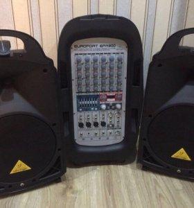 Аудиосистема Behringer europort epa900