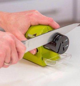 Ножеточка электрическая для ножей и ножниц. Новые!