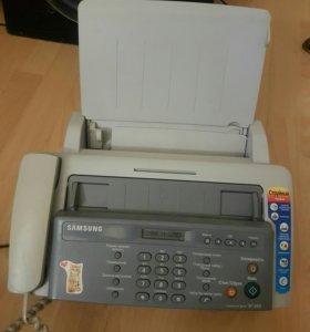 Телефон факс самсунг