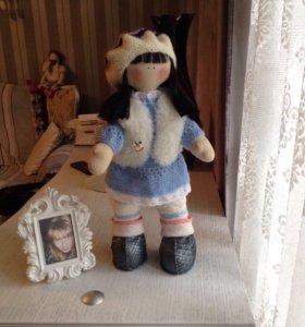 Интерьерная кукла и для детей