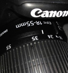 Canon eos 600d kit в отличном состоянии!