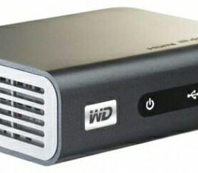 WD TV Live HD Mediaplayer
