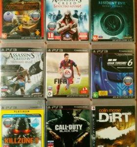 Продам диски PS3.