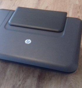 Продам принетер+сканер  hp deskjet 2050