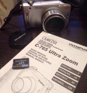 Фотоаппарат Olympus Ultra Zoom
