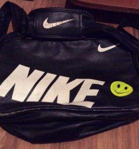 Сумка Nike 2 отделения