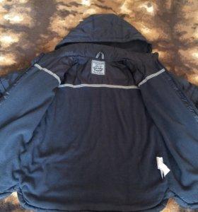 Куртка демисезонная рр 150-160