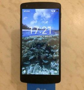 Смартфон Google Nexus 5 D821