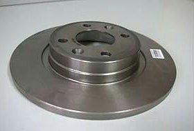Тормозной диск на renault