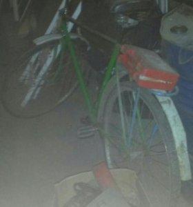 Велосипеды Кама Урал