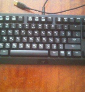 Игровая клавиатура Razer Blackwidow tournament2014