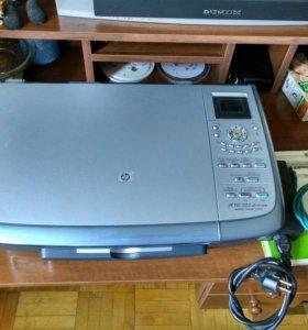 Принтер HP PSC 2350 serias all-in-one