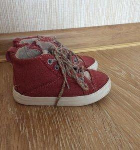 Обувь Зара для девочки
