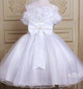Новое нарядное платье для праздника
