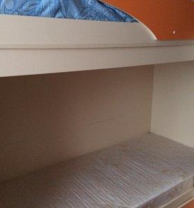 Кровать 2-х этажная