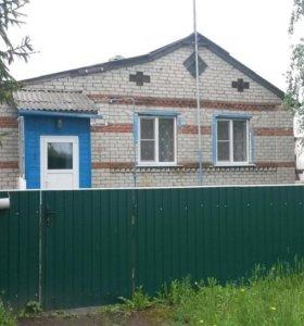 1-этажный дом 60 м²(кирпич).ул.Загородная,д.8