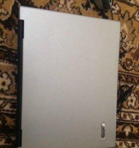 Продаю ноутбук  Acer торг, мышка в подарок
