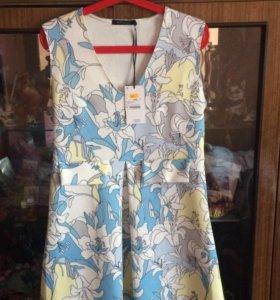 Платье новое летнее