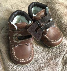 Ботинки chicco 20 размер