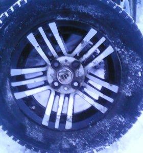 Литые диски (4шт)