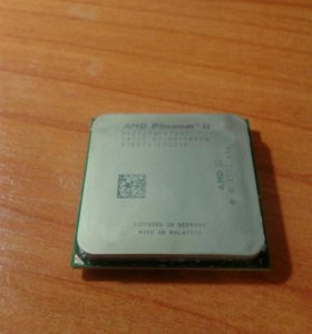 Процессор AMD Phenom II x3 720