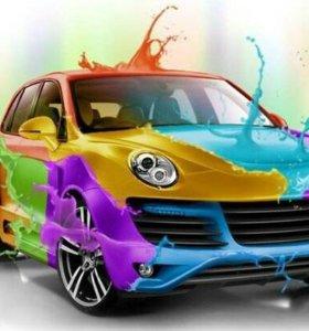 Покраска Авто ремонт бамперов
