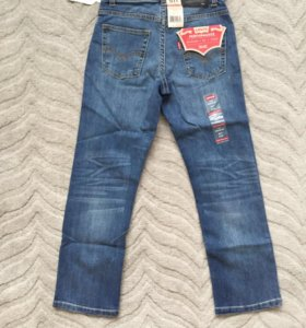 Levi's джинсы детские на мальчика 7 лет оригинал