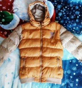 Куртка TWILL