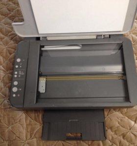Принтер, копир (струйный),сканер