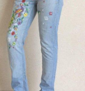 Versace джинсы