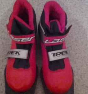 Лыжи+ботинки