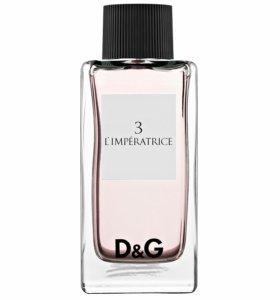 D&G l'imperatrice, 100 ml.