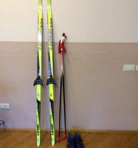 Продам лыжный комплект