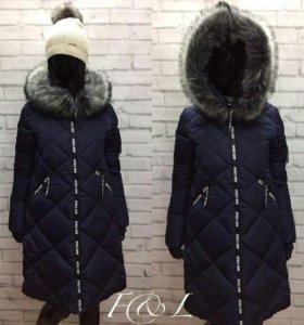 Женская зимняя куртка, 42-44