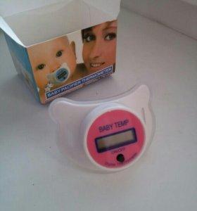 Детский термометр-соска