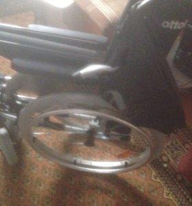 Инвалидная коляска ,противопролежный матрас