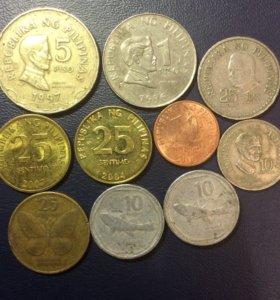 Монеты Филиппин