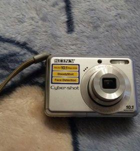 Sony cyber-shot 10.1 MP