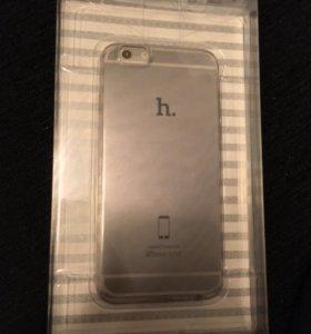 Силиконовый чехол на iPhone 6; 6s