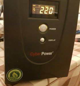 ИБП CyberPower Value 1500E-B