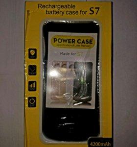 Power Case для Samsung galaxy s7
