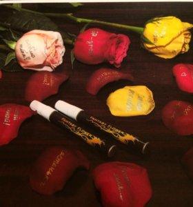 Фломастеры для цветов