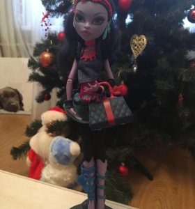 Кукла Монстр Хай Джейн Булитл