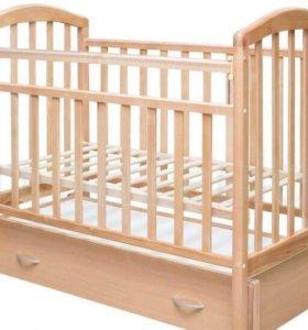 Кроватка Антел Алита