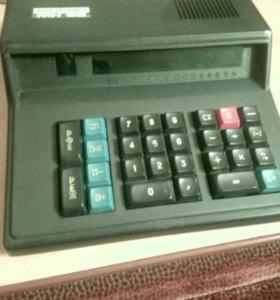 Калькулятор. Эликтроника.