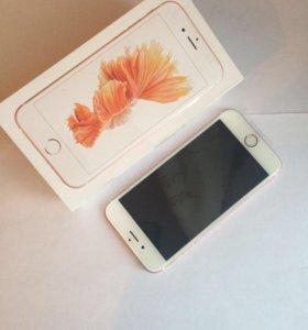 Продам iPhone 6s Rose Gold