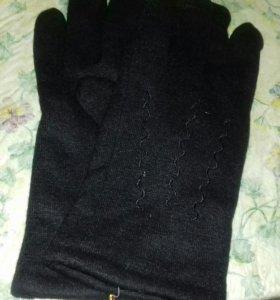 Перчатки кашемир мужские НОВЫЕ