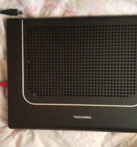 Охлаждающая подставка для ноутбука Deepcool N6
