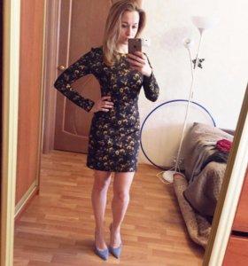 Платье Zara 40 размер